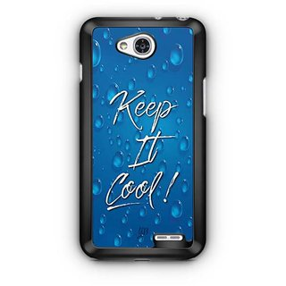 YuBingo Keep It Cool Designer Mobile Case Back Cover for LG L90