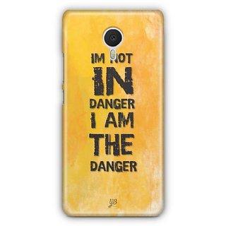 YuBingo I Am The Danger Designer Mobile Case Back Cover for Meizu M3 Note