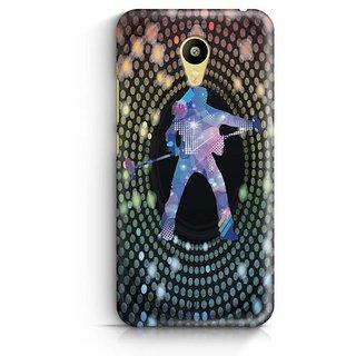 YuBingo Rock star Designer Mobile Case Back Cover for Meizu M3