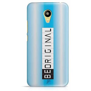 YuBingo Be Original Designer Mobile Case Back Cover for Meizu M3