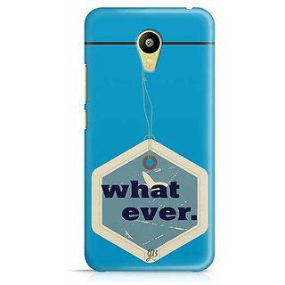YuBingo What Ever Designer Mobile Case Back Cover for Meizu M3