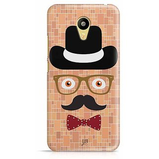 YuBingo The Complete Man Designer Mobile Case Back Cover for Meizu M3