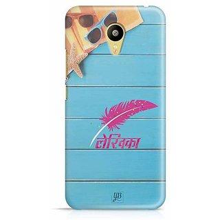 YuBingo Lekhika Designer Mobile Case Back Cover for Meizu M3