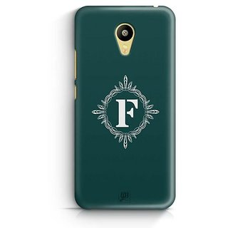 YuBingo Monogram with Beautifully Written letter F Designer Mobile Case Back Cover for Meizu M3
