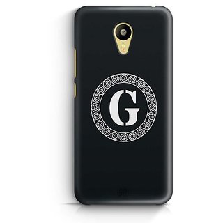 YuBingo Monogram with Beautifully Written letter G Designer Mobile Case Back Cover for Meizu M3