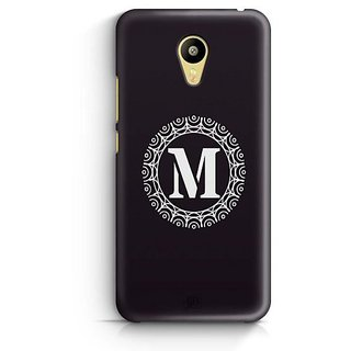 YuBingo Monogram with Beautifully Written letter M Designer Mobile Case Back Cover for Meizu M3
