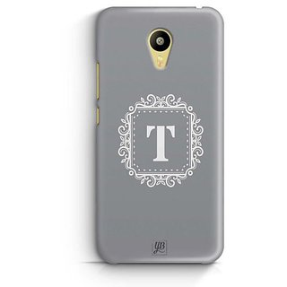 YuBingo Monogram with Beautifully Written letter T Designer Mobile Case Back Cover for Meizu M3