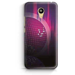 YuBingo Disco Background Designer Mobile Case Back Cover for Meizu M3