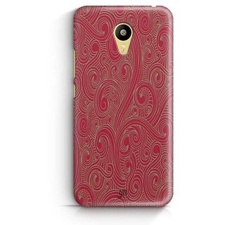 YuBingo Lovely Pattern Designer Mobile Case Back Cover for Meizu M3