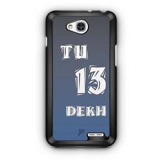 YuBingo Tu 13 Dekh Designer Mobile Case Back Cover for LG L90