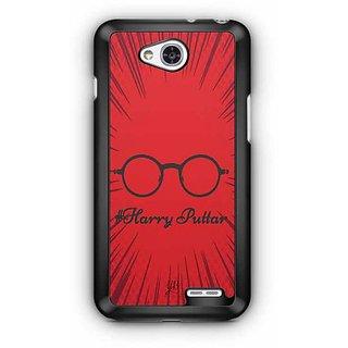 YuBingo Harry Puttar Designer Mobile Case Back Cover for LG L90