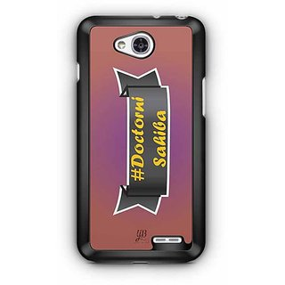YuBingo Doctorni Sahiba Designer Mobile Case Back Cover for LG L90