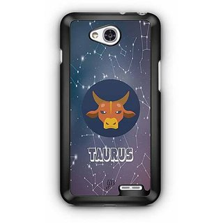 YuBingo Taurus Designer Mobile Case Back Cover for LG L90