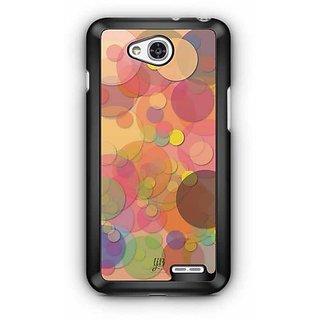 YuBingo Rainbow Designer Mobile Case Back Cover for LG L90