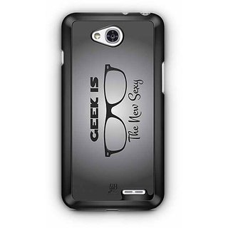 YuBingo Geek is the New Sexy Designer Mobile Case Back Cover for LG L90