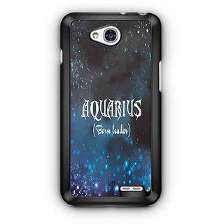 YuBingo Aquarius (Born Leader) Designer Mobile Case Back Cover for LG L90