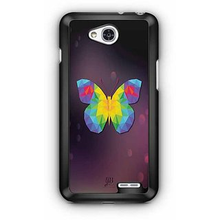 YuBingo Butterflies Designer Mobile Case Back Cover for LG L90