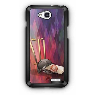 YuBingo Cricket Blues Designer Mobile Case Back Cover for LG L90