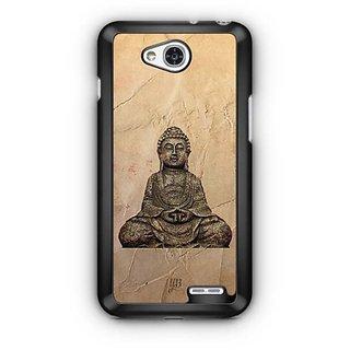YuBingo Lord Buddha Designer Mobile Case Back Cover for LG L90