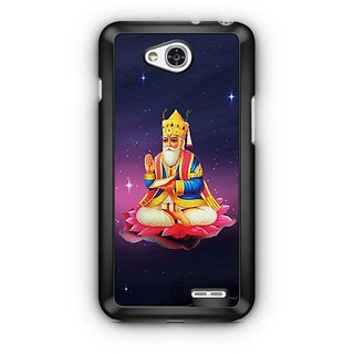 YuBingo Jhule Lal Ji Designer Mobile Case Back Cover for LG L90