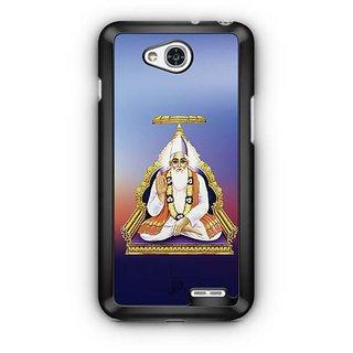 YuBingo Kabir Das Ji Designer Mobile Case Back Cover for LG L90