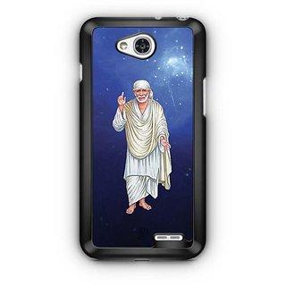 YuBingo Sai Baba Designer Mobile Case Back Cover for LG L90