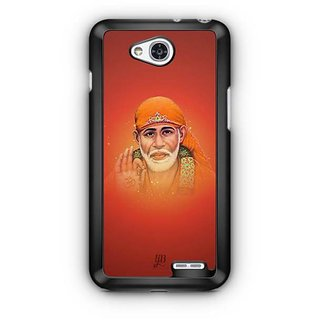 YuBingo Jai Sai Baba Designer Mobile Case Back Cover for LG L90