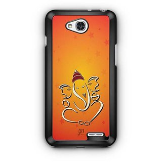YuBingo Jai Ganesh Deva Designer Mobile Case Back Cover for LG L90