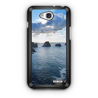 YuBingo Sea and Sky Designer Mobile Case Back Cover for LG L90