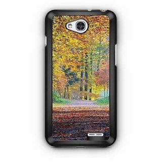 YuBingo Fall Designer Mobile Case Back Cover for LG L90