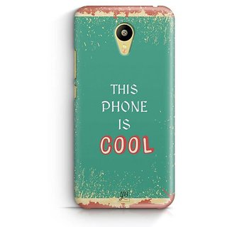 YuBingo This Phone is Cool Designer Mobile Case Back Cover for Meizu M3