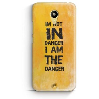 YuBingo I Am The Danger Designer Mobile Case Back Cover for Meizu M3