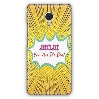 YuBingo Mom, You're the Best Designer Mobile Case Back Cover for Meizu M3 Note