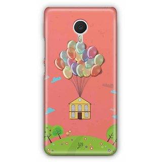 YuBingo The Dream Home Designer Mobile Case Back Cover for Meizu M3 Note