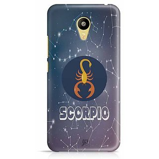 YuBingo Scorpio  Designer Mobile Case Back Cover for Meizu M3