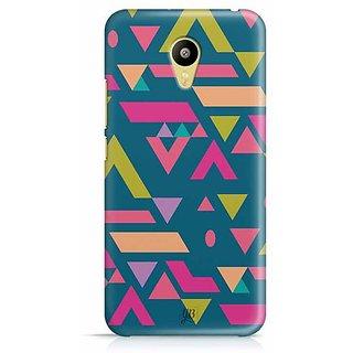YuBingo Vibrance Designer Mobile Case Back Cover for Meizu M3