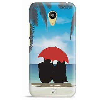 YuBingo At the Beach Designer Mobile Case Back Cover for Meizu M3