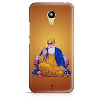 YuBingo Guru Nanak Dev Ji Designer Mobile Case Back Cover for Meizu M3