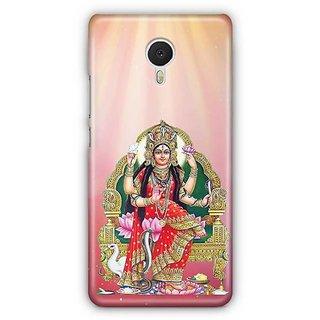 YuBingo Mansa Devi Designer Mobile Case Back Cover for Meizu M3 Note