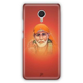 YuBingo Jai Sai Baba Designer Mobile Case Back Cover for Meizu M3 Note