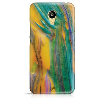 YuBingo Oil Paint Rainbow Designer Mobile Case Back Cover for Meizu M3