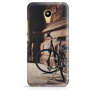 YuBingo Bicycle Designer Mobile Case Back Cover for Meizu M3