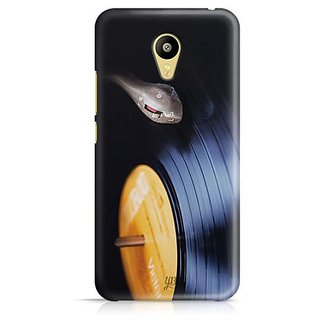 YuBingo Gramophone Designer Mobile Case Back Cover for Meizu M3