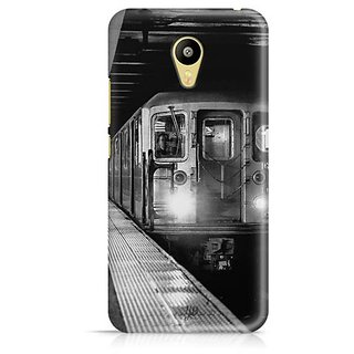 YuBingo Train Designer Mobile Case Back Cover for Meizu M3