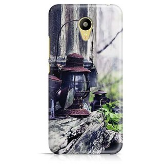 YuBingo Old Lantern Designer Mobile Case Back Cover for Meizu M3
