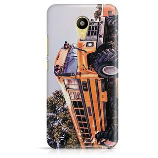YuBingo Massive truck Designer Mobile Case Back Cover for Meizu M3