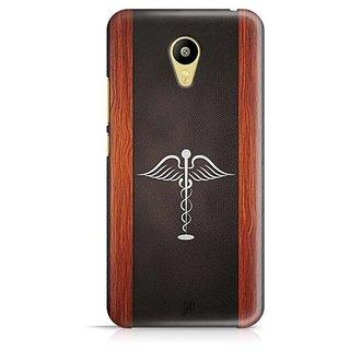 YuBingo Doctor Symbol Designer Mobile Case Back Cover for Meizu M3