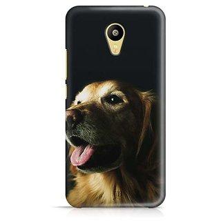 YuBingo Lovable Dog Designer Mobile Case Back Cover for Meizu M3