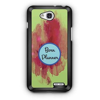 YuBingo Born Planner Designer Mobile Case Back Cover for LG L90
