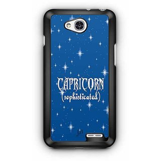 YuBingo Capricorn (Sophisticated) Designer Mobile Case Back Cover for LG L90